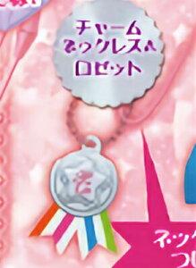 【チャームネックレスAロゼット】キラッとプリ☆チャン カードケース&チャームネックレス
