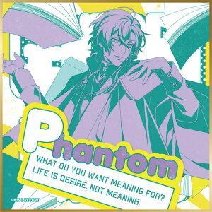 【夢野幻太郎 (Phantom) 】ヒプノシスマイク -Division Rap Battle- スタンドミニ色紙