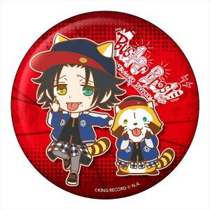 【山田一郎&ラスカル】ヒプノシスマイク×ラスカル おっきめ缶バッジコレクション