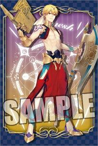 【キャスター/ギルガメッシュ】 Fate/Grand Order トレーディングミニクリアファイル ポストカード付き Part.2