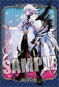 【キャスター/マーリン】 Fate/Grand Order トレーディングミニクリアファイル ポストカード付き Part.2