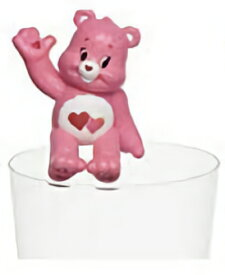 【Love-A-Lot Bear】 PUTITTO Care Bears ケアベア