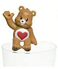 【Tenderheart Bear】 PUTITTO Care Bears ケアベア
