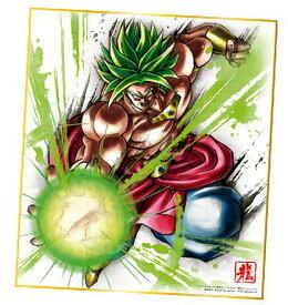 【No.12 ブロリー 伝説の超サイヤ人】 ドラゴンボール 色紙ART 11