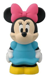 【ミニーマウス】 ディズニー ミッキー&フレンズ ソフビパペットマスコット
