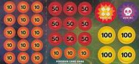 ポケモンカードゲーム SD [紙製ダメカン(31個)/マーカー( 2個)×1シート] Vスタートデッキ 【シングルカード販売となります。】