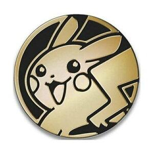ポケモンカードゲーム ポケモンコイン [ピカチュウ] POKEMON GOLD CLEAR PIKACHU COIN【海外品 小傷がある場合もございます】