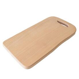 木製まな板 【岐阜県/woodpecker(ウッドペッカー)】いちょうの木のまな板 3大(穴あき)