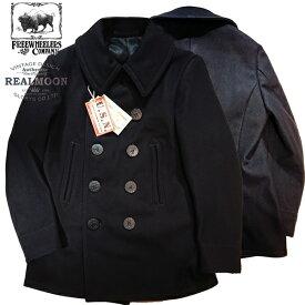 """フリーホイーラーズ FREEWHEELERS NAVAL CLOTHING FACTORY""""U.S.NAVY OVERCOAT""""Style No./1931013【NAVY】"""