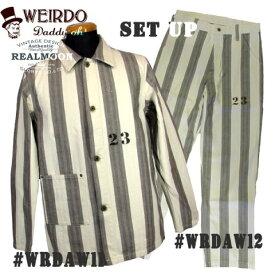 ウィアード ジャケット グラッドハンド GLADHAND &Co.No.WRD18AW11