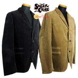 SUGAR CANE 14oz HEAVY CORDUROY JACKET
