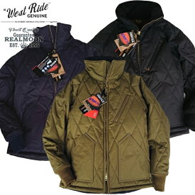 WEST RIDE MID VENTILE JACKET No.TC1302 メンズファッション アメカジ