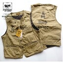 "FREEWHEELERSGROUND CREW VEST""LIBERATOR""No.2021011"