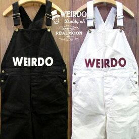 "WEIRDO OVERALL ""WOLF BAIT""ウィアード オーバーオール グラッドハンド GLADHAND &Co.No.WRD19SS25 WEIRDO OVERALL"
