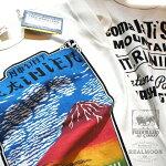 "FREEWHEELERS S/S TEE SHIRTS POWER WEAR ""MT.RAINIER NATIONAL PARK"" /No,1925008 /Color:OFF WHITE"
