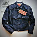 "FREEWHEELERS ""Lot 506 XX"" Denim Jacket 1940 MODEL No.2021001【14oz INDIGO DENIM】"