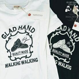 グラッドハンド プリント半袖TeeGLADHAND &Co. GH19MS11
