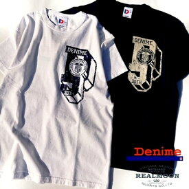 "DENIME /S/S TEE /""30th CLOTHING"" ドゥニーム/半袖TEE /No.DP12-006"