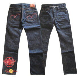 SAMURAI JEANS REAL MOON別注ペイントNo.S5000VX 17oz【ONE WASH】