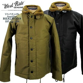 """☆WEST RIDE """"CYCLE DECK JACKET""""☆ウエストライド デッキジャケット No.MB1639"""