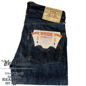 "☆WEST RIDE ""JEANS 1965E""☆ウエストライド ジーンズ No.MB1714"