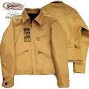 DAPPER'S Single Horsehide Leather Sports Jacket LOT1274ダッパーズ 30's レザースポーツジャケット[DAPPER'S] Si…