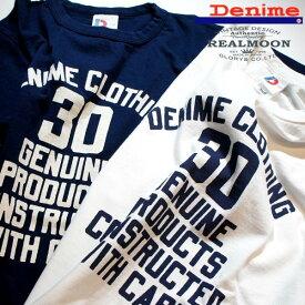 "DENIME /S/S TEE /""30th CLOTHING"" ドゥニーム/半袖TEEシャツ /No.DP12-005"