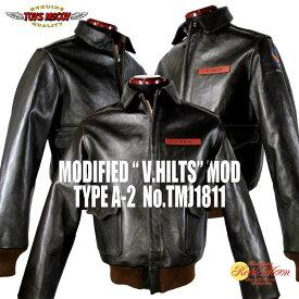 "TOYS McCOY TYPE A-2 ""V.HILTS""Style No./TMJ1811"