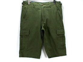TOYS McCOY MILITARY CROPPED CARGO TROUSERS Style No./TMP1302
