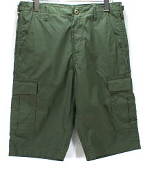 TOYS McCOY MILITARY CROPPED CARGO TROUSERS OLIVE DRABStyle No./TMP1202