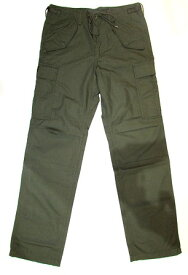 TOYS McCOY MILITARY CARGO TROUSERS RIPSTOPStyle No./TMP1501