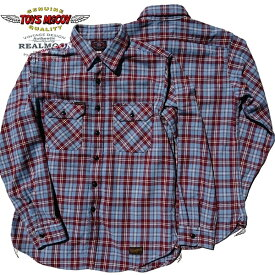 TOYS McCOY McHILL OVERALLSCOTTON CHECKED SHIRT Style No.TMS1910