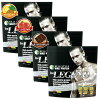 """Bielegendprotein 4 seed bags set """"natural so when Apple, very good chocolate, tropical pine ' grab-bag set of 4 types"""