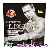 1 kg of passion fruit flavor (be LEGEND ホエイプロテイン) of the B legend protein passion
