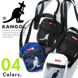 ショルダーポーチ カンゴール バッグ ブランド kangol サイクリング ウエストバッグ ボディバッグ 斜め掛け カバン 鞄 アウトドア ミニポーチ ポーチ セカンドバッグ サコッシュ