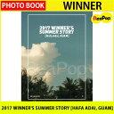 送料無料【1次予約限定価格】WINNER - 2017 WINNER'S SUMMER STORY [HAFA ADAI, GUAM] CODE:ALL【発売8...