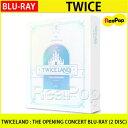 【1次予約限定価格】TWICE TWICELAND : THE OPENING CONCERT BLU-RAY (2 DISC) 【BLU-RAY】【発売1月2...