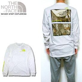 ノースフェイス THE NORTH FACE Tシャツ メンズ 長袖 Base Fall Graphic Tee ブランド 2021春夏 NF0A55TV