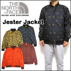 ノースフェイス ジャケット メンズ リバーシブル JESTER JACKET キルティング ボマー アウター NF0A2TK8 S M L XL