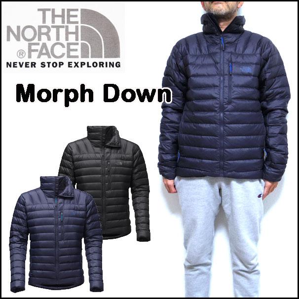 ノースフェイス メンズ ダウンジャケット MORPH JACKET THE NORTH FACE 防寒 アウター