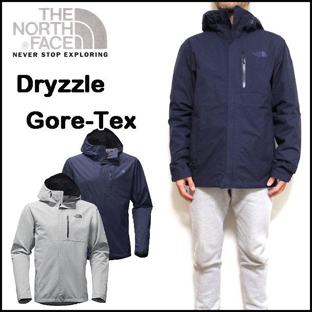 ノースフェイス THE NORTH FACE ジャケット ゴアテックス マウンテンパーカー メンズ Gore-Tex Dryzzle Jacket