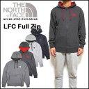 ノースフェイス パーカー メンズ THE NORTH FACE LFC Full Zip Hoodie ロゴ フルジップ フード USA