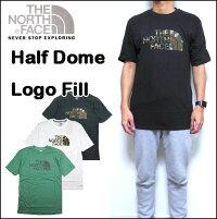 THENORTHFACE/ノースフェイス/Tシャツ/メンズ/カモフラロゴ/迷彩