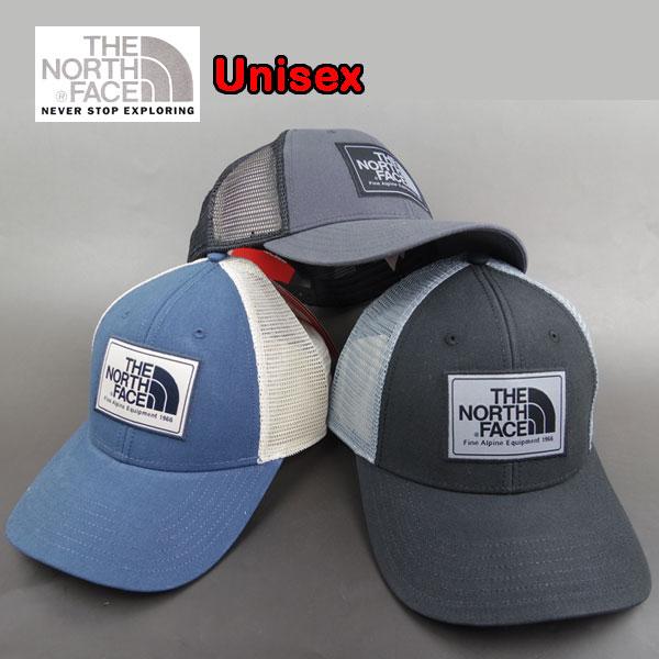 ノースフェイス 帽子 THE NORTH FACE メッシュキャップ ユニセックス MUDDER TRUCKER CAP スナップバック