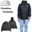 ノースフェイス THE NORTH FACE ジャケット メンズ Plumbline 3ウェイ Triclimate アウター 防寒 S M L XL