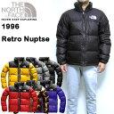 ノースフェイス THE NORTH FACE ダウンジャケット メンズ レトロ ヌプシ 1996 Retro Nuptse Jacket 18新作 アウター N...