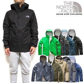 ノースフェイス THE NORTH FACE ジャケット メンズ ベンチャー VENTURE 2 JACKET ウィンドブレーカー XS S M L XL 男性用