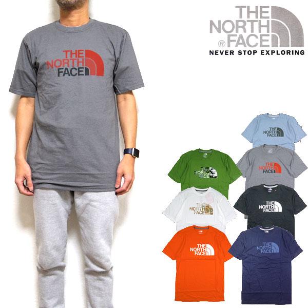 ノースフェイス THE NORTH FACE Tシャツ メンズ HALF DOME TEE ハーフドーム ティーシャツ ロゴ S M L XL