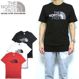 ノースフェイス Tシャツ メンズ EASY TEE THE NORTH FACE 19新作 ティーシャツ ロゴ S M L XL T92TX3