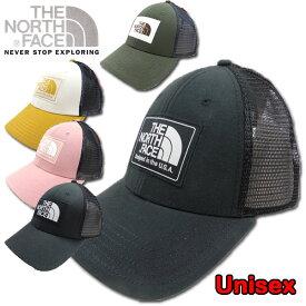 ノースフェイス 帽子 キャップ メンズ レディース ユニセックス THE NORTH FACE メッシュキャップ MUDDER TRUCKER CAP スナップバック